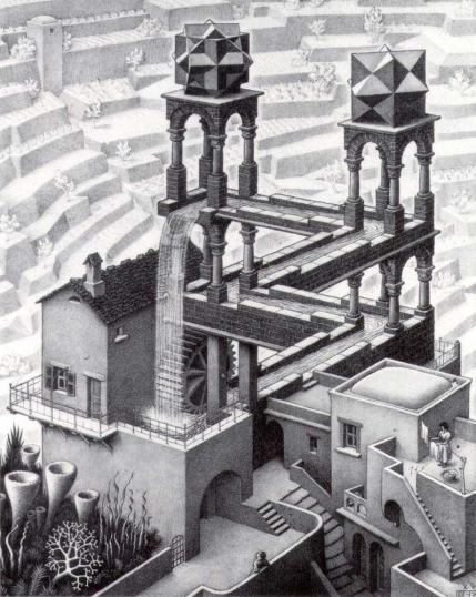 mc-escher-waterfall